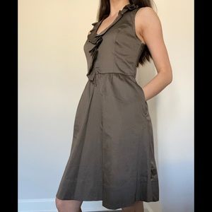 NWT Deadstock Express collared dress, Size 4